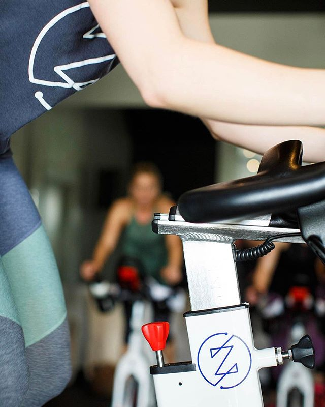 Our soft opening begins one week from tomorrow and classes are already filling up! Click link in bio to snag a bike or two. It's *free*! : @brookepphoto