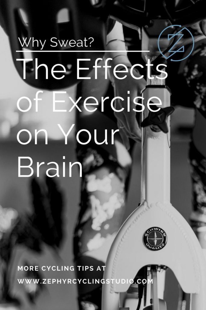 the benefits of working out and how exercise affects our braind
