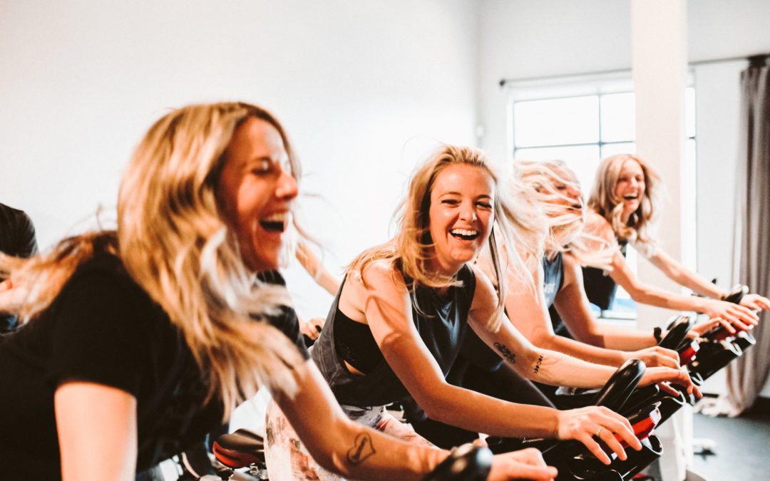 5 Ways Indoor Cycling Prepares You For The Trails